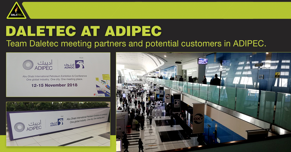 Daletec at ADIPEC
